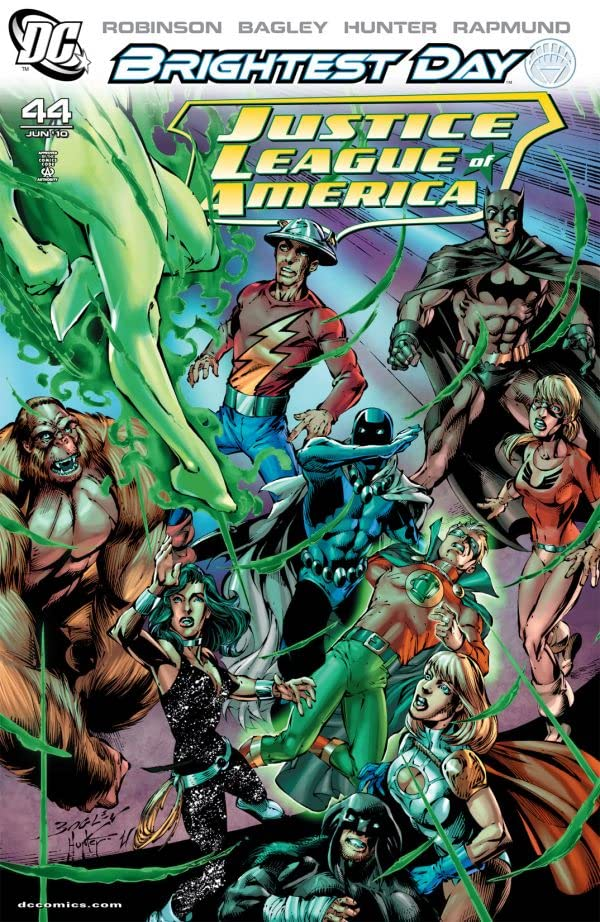 Justice League of America (2006-2011) #44