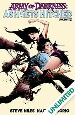 Army of Darkness: Ash Gets Hitched #2 (of 4): Digital Exclusive Edition