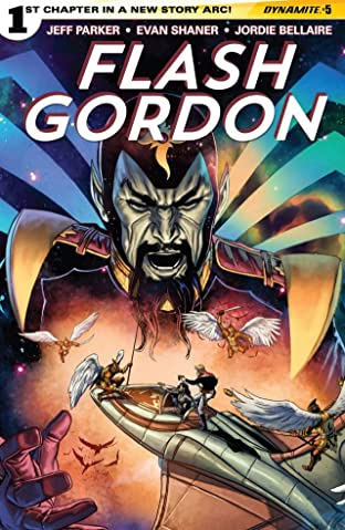 Flash Gordon #5: Digital Exclusive Edition