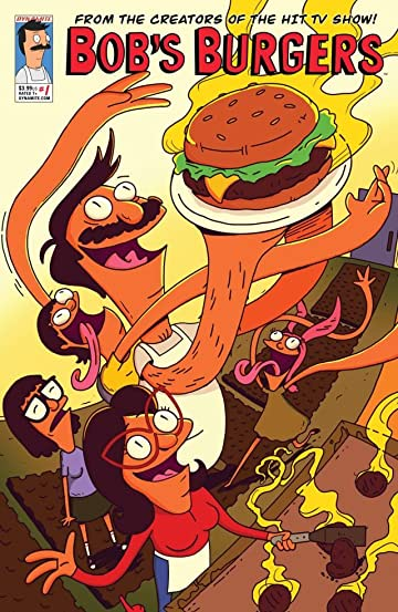 Bob's Burgers #1 (of 5): Digital Exclusive Edition
