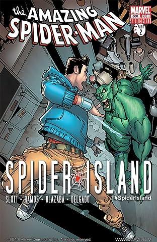 Amazing Spider-Man (1999-2013) #668