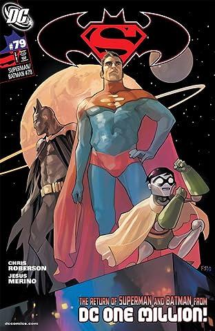 Superman/Batman No.79