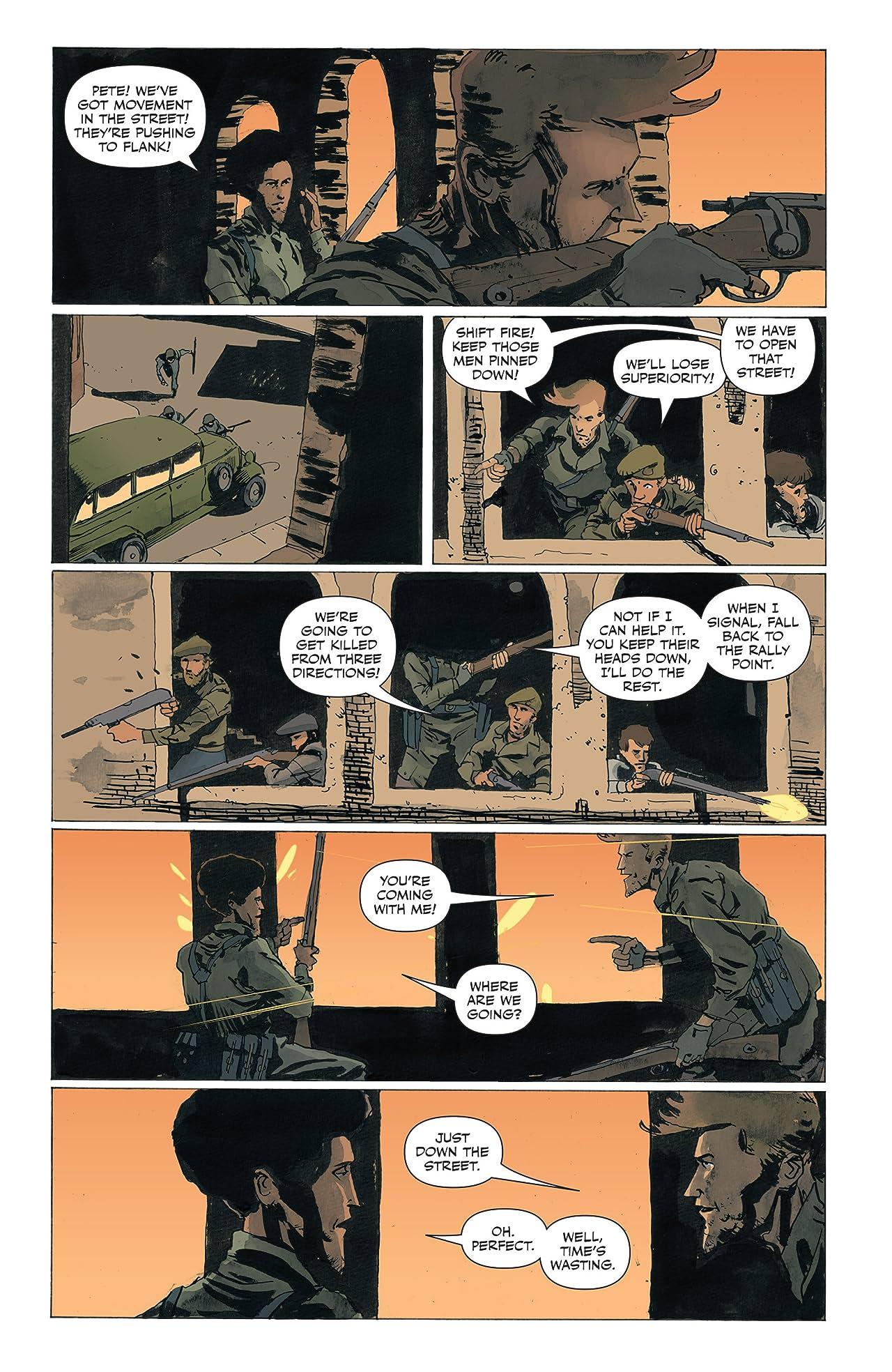Peter Panzerfaust #20
