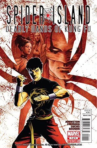 Spider-Island: Deadly Hands of Kung Fu No.1 (sur 3)