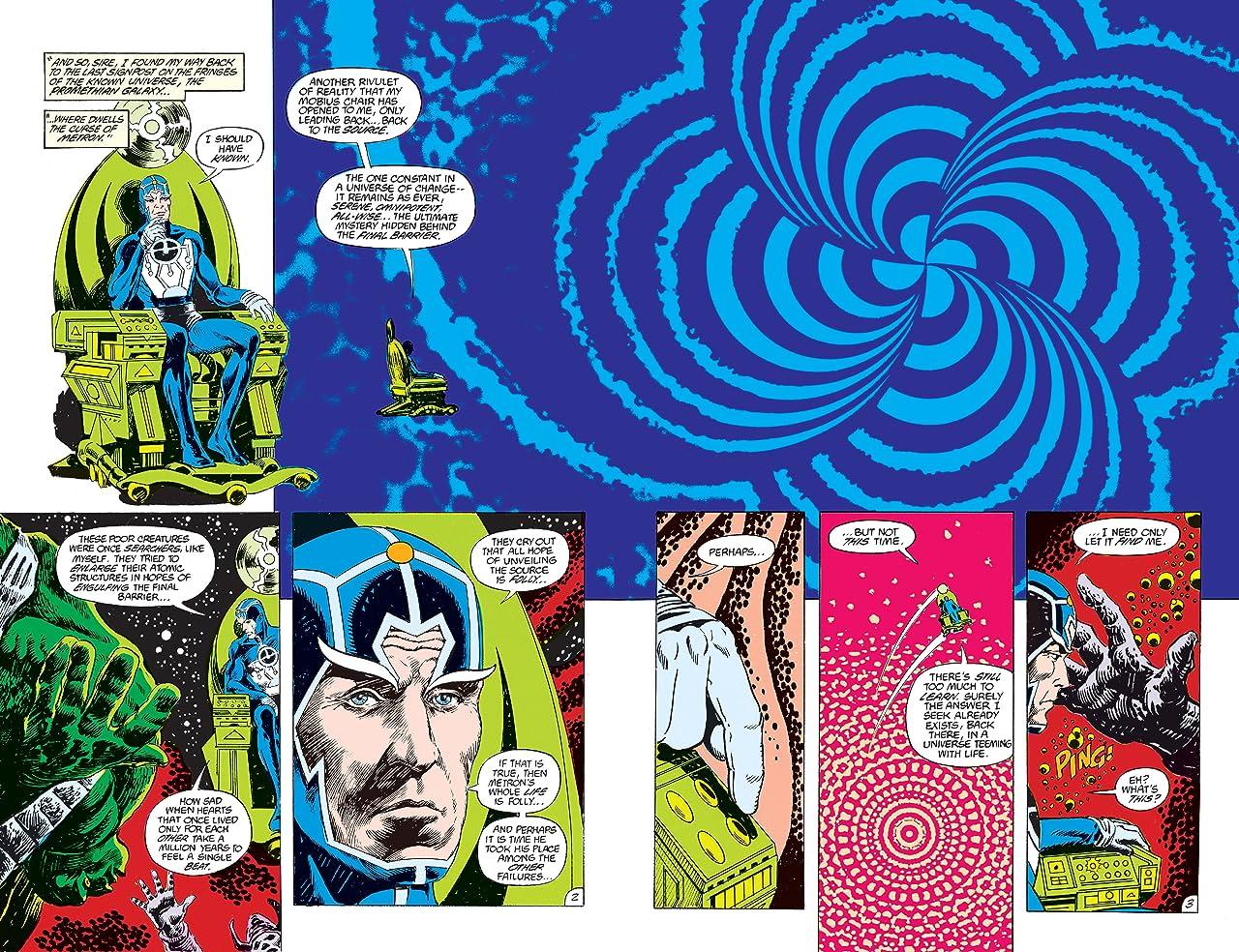 Swamp Thing (1982-1996) #62