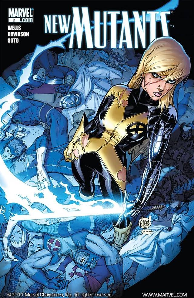New Mutants (2009-2011) #9