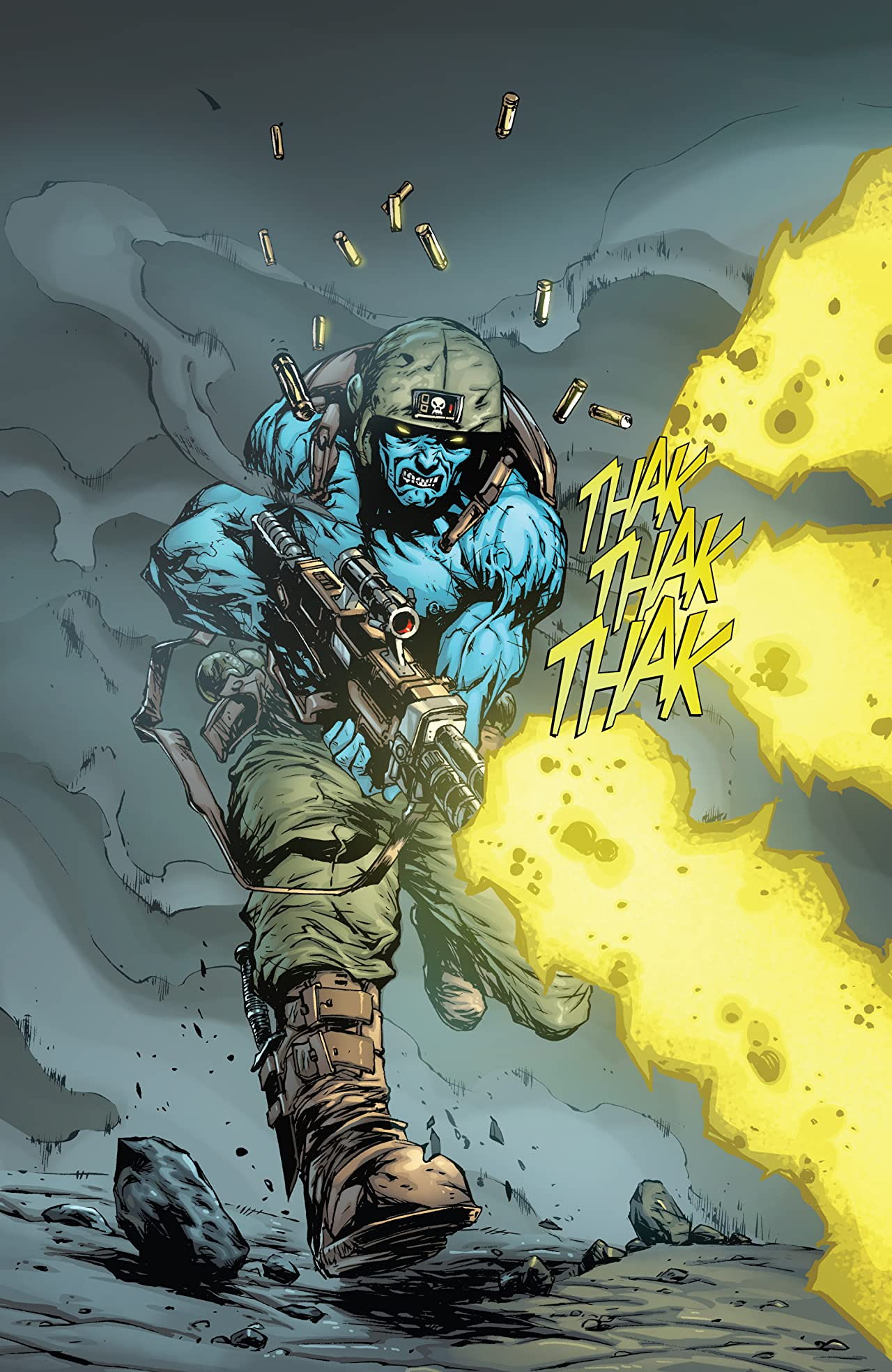 Rogue Trooper: Last Man Standing