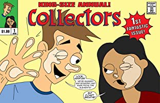 Collectors King-Size Annual #1