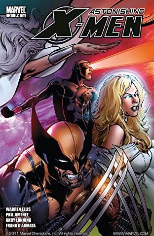 Astonishing X-Men (2004-2013) #31