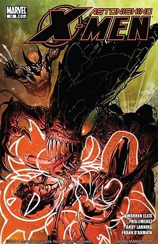 Astonishing X-Men (2004-2013) #32