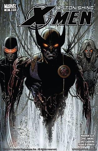 Astonishing X-Men (2004-2013) #33