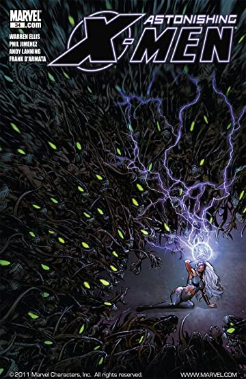 Astonishing X-Men (2004-2013) #34