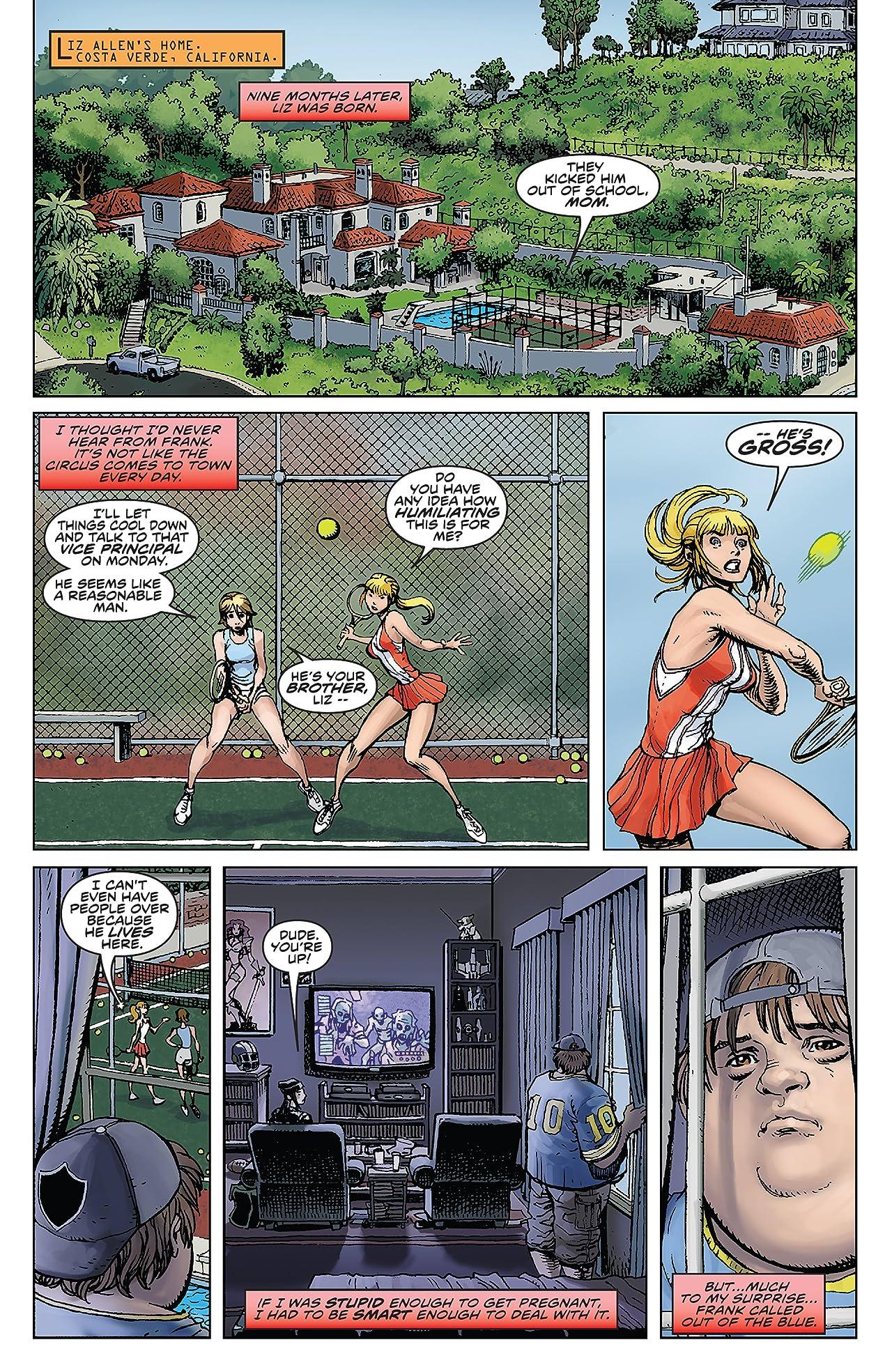 Ultimate Comics X #4
