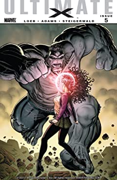 Ultimate Comics X No.5
