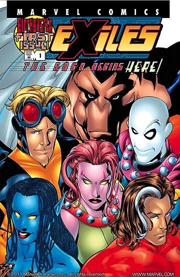 Exiles (2001-2008) #1