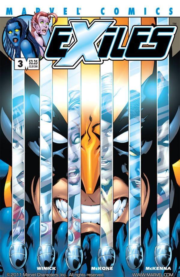 Exiles (2001-2008) #3