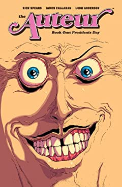 The Auteur Tome 1: Presidents Day
