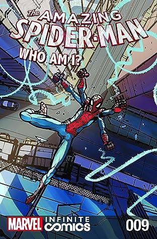 Amazing Spider-Man: Who Am I? Infinite Digital Comic #9