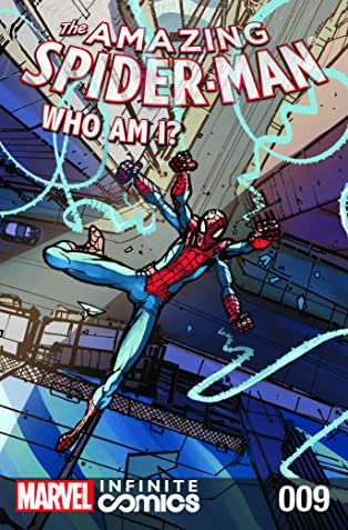 Amazing Spider-Man: Who Am I? Infinite Digital Comic #9