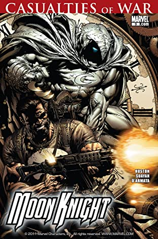 Moon Knight (2006-2009) #9