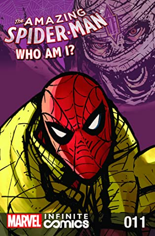 Amazing Spider-Man: Who Am I? Infinite Digital Comic #11