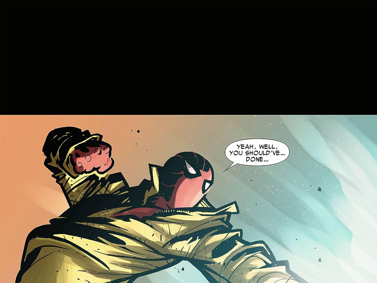 Amazing Spider-Man: Who Am I? Infinite Digital Comic #12