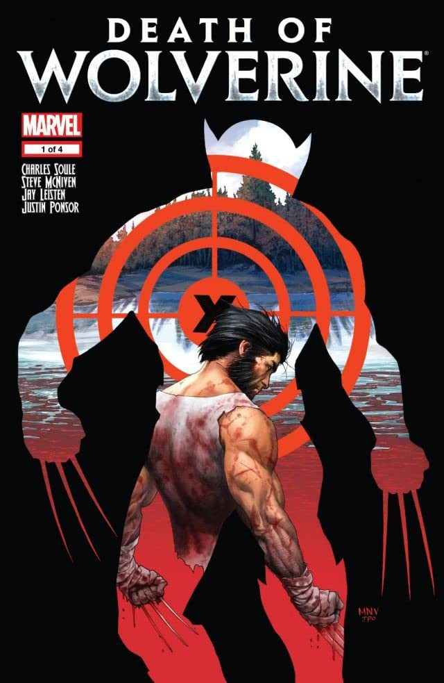Death of Wolverine #1 (of 4)