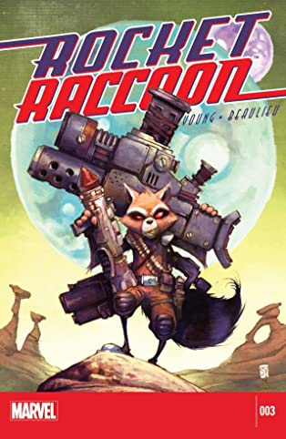 Rocket Raccoon (2014-2015) #3