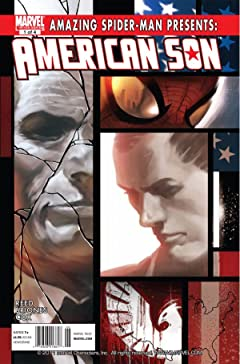 Amazing Spider-Man Presents: American Son #1 (of 4)