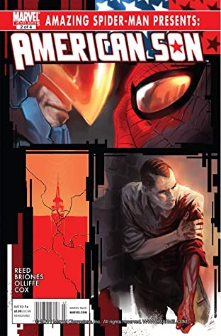 Amazing Spider-Man Presents: American Son #2 (of 4)