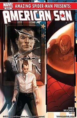 Amazing Spider-Man Presents: American Son No.3 (sur 4)