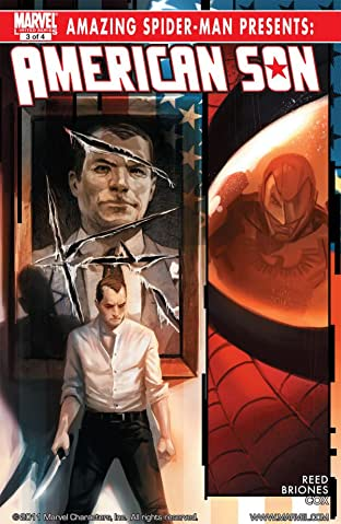 Amazing Spider-Man Presents: American Son #3 (of 4)