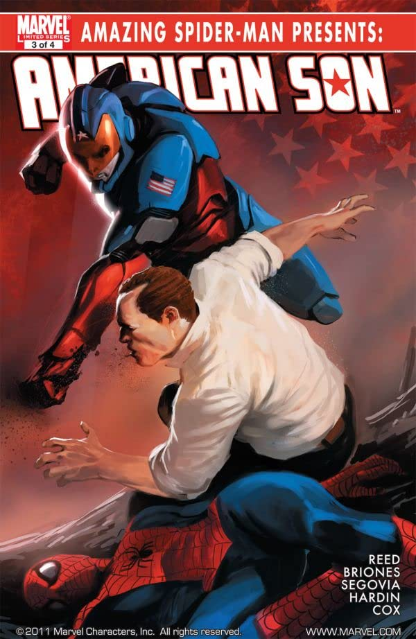 Amazing Spider-Man Presents: American Son #4 (of 4)