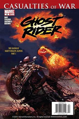 Ghost Rider (2006-2009) #8