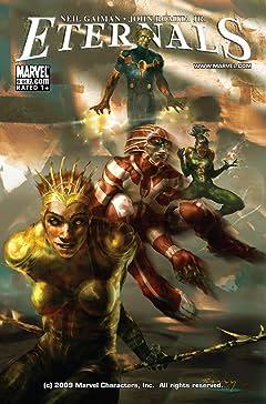 Eternals (2006-2007) #6 (of 7)