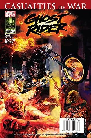 Ghost Rider (2006-2009) #10