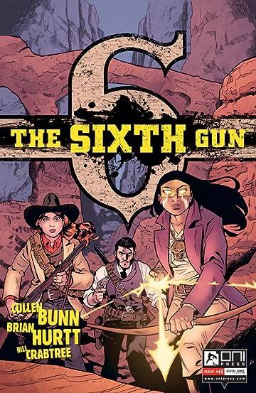 The Sixth Gun #43