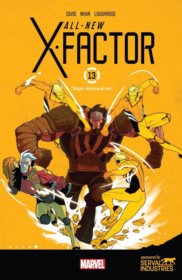 All-New X-Factor (2014-2015) #13