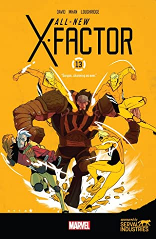 All-New X-Factor (2014-2015) No.13