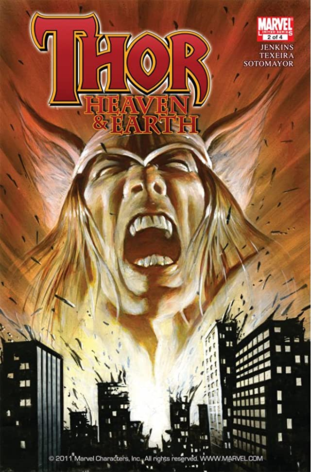 Thor: Heaven and Earth #2