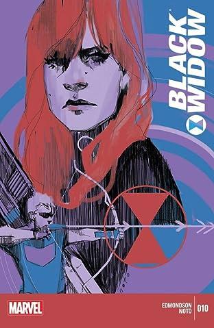 Black Widow (2014-2015) #10