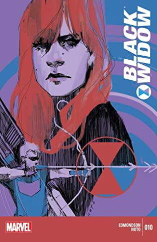 Black Widow (2014-2015) #10