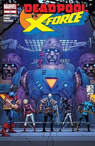 Deadpool vs. X-Force #4 (of 4)