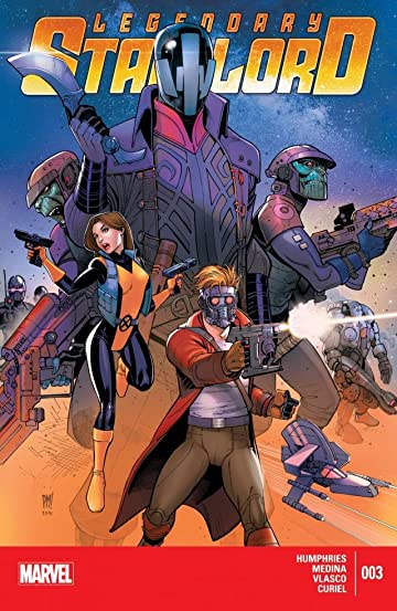 Legendary Star-Lord #3