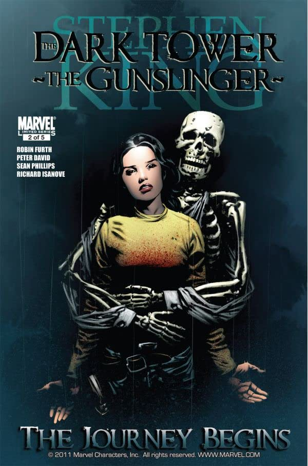 Dark Tower: The Gunslinger #2 (of 5)