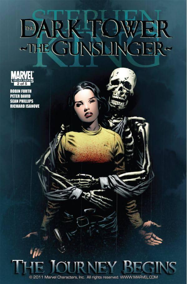 Dark Tower: The Gunslinger #2 (of 5)