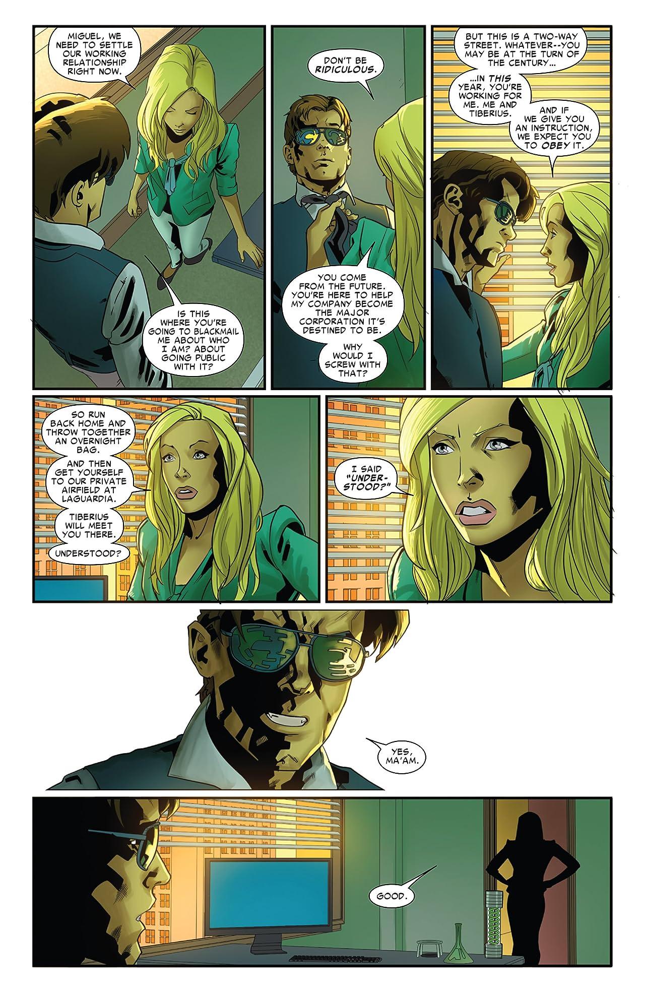 Spider-Man 2099 (2014-2015) #3