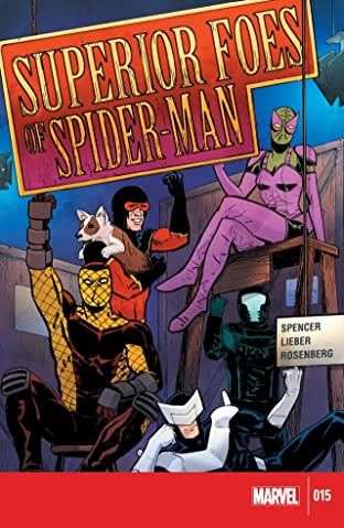 The Superior Foes of Spider-Man #15