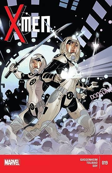 X-Men (2013-2015) #19