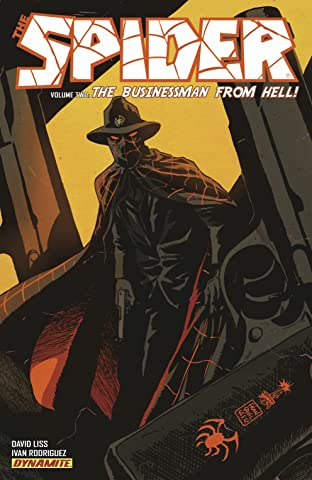 The Spider Vol. 2: The Businessman From Hell